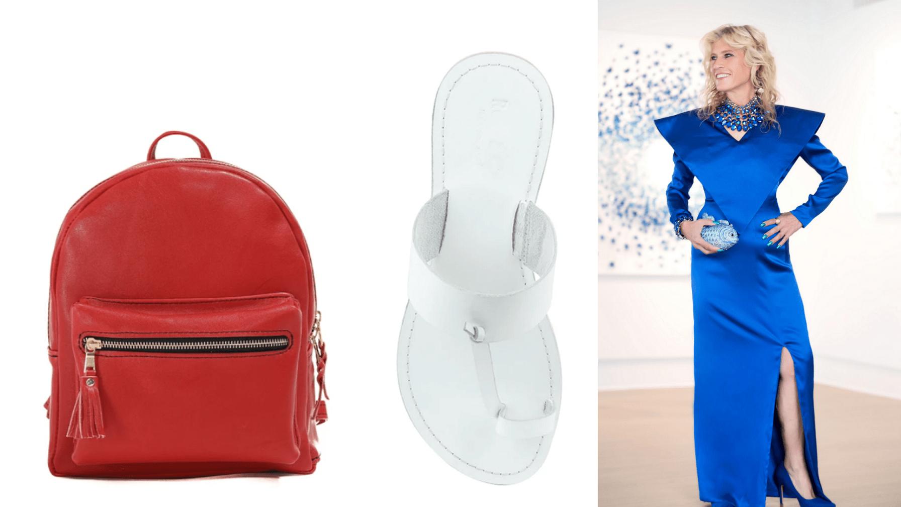 red white blue fashion