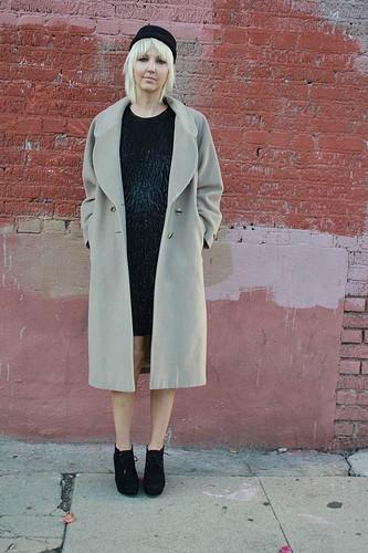 blush coat photo