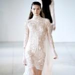 Amanda Ware for Antonio Berardi