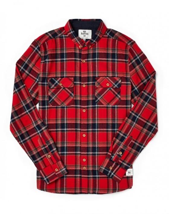 Bellfield Flannel Shirt