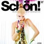 Crystal Renn Schön! Magazine