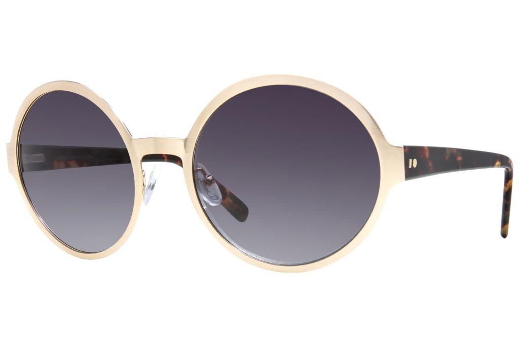Derek Lam Rounded Sunglasses For Women