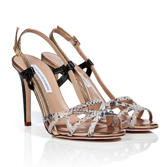 Diane von Furstenberg Upton cocktail sandals