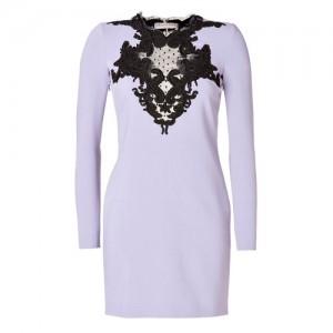Emilio Pucci Sheer Panel Dress