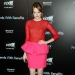 Emma Stone best dressed
