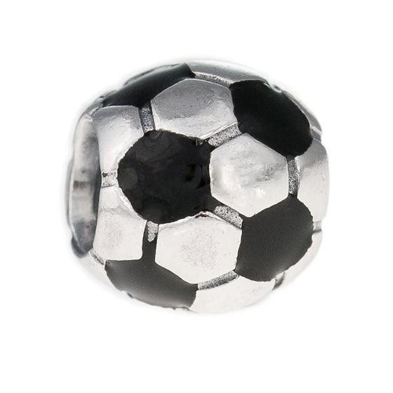 PANDORA Silver Soccer Ball Charm