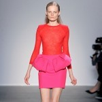 Fall 2011 Fashion Giambattista Valli