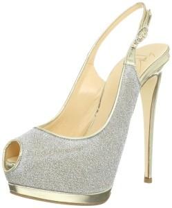 Giuseppe Zanotti glitter heels