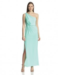 Hailey by Adrianna Papell mint dress