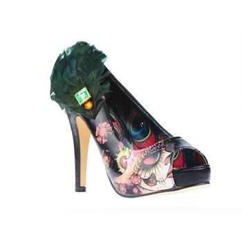 Iron Fist goth heels
