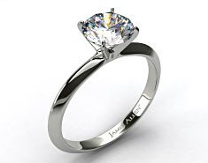 James Allen solitaire ring