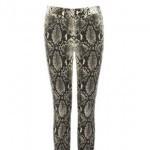 printed pants Karen Millen