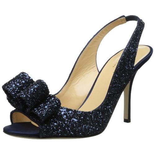 Kate Spade glitter pumps