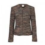 L'Agence boucle jacket