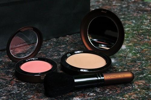 MAC face blush