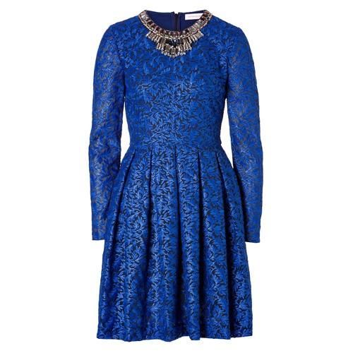 Matthew Williamson brocade dress