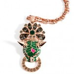 panther head pendant