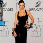 Celebrity gown: Miranda Kerr