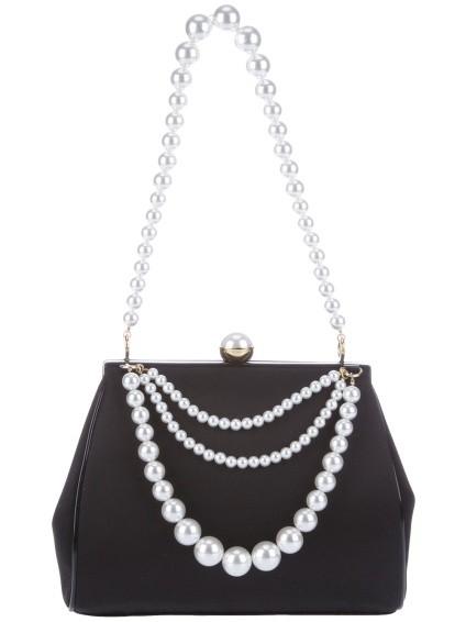 Moschino Cheap & Chic silk bag