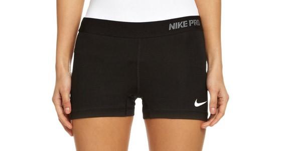 Nike Women's Spandex Shorts