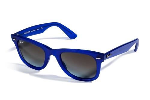 Ray-Ban Matte Blue Wayfarer