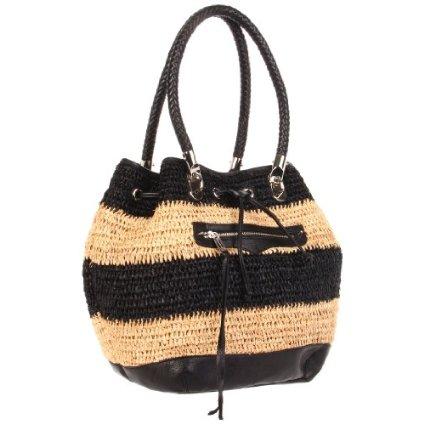 Rebecca Minkoff straw bag
