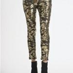 Siwy Denim gold pattern pants