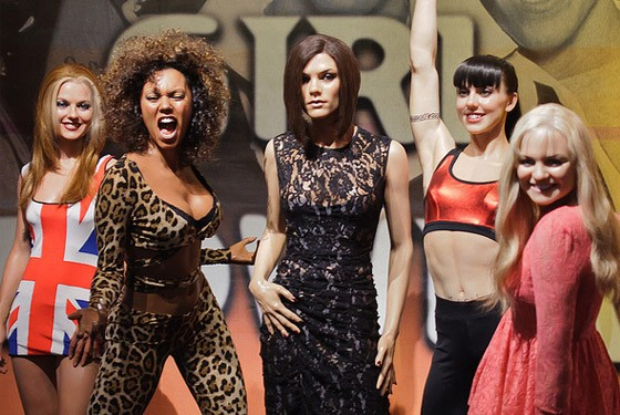Spice Girls Madame Tussaud