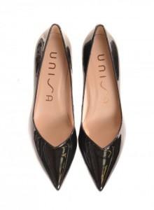 Unisa black heels