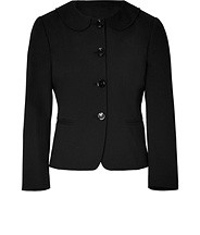 Valentino R.E.D. Peter Pan collar jacket