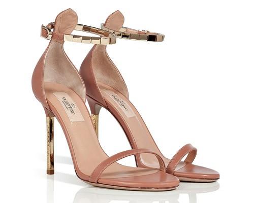 Valentino pink heels
