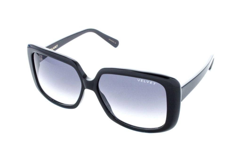 Velvet Eyewear Oversized Rectangular Sunglasses For Women