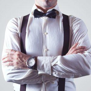 man in a shirt