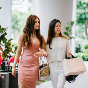shopping for bargains
