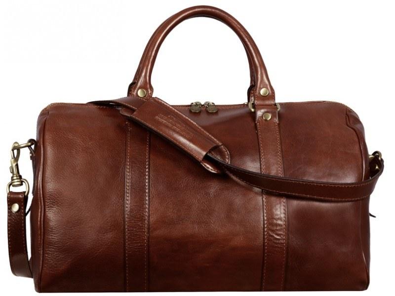 Practical-Brown-Duffle-Bag