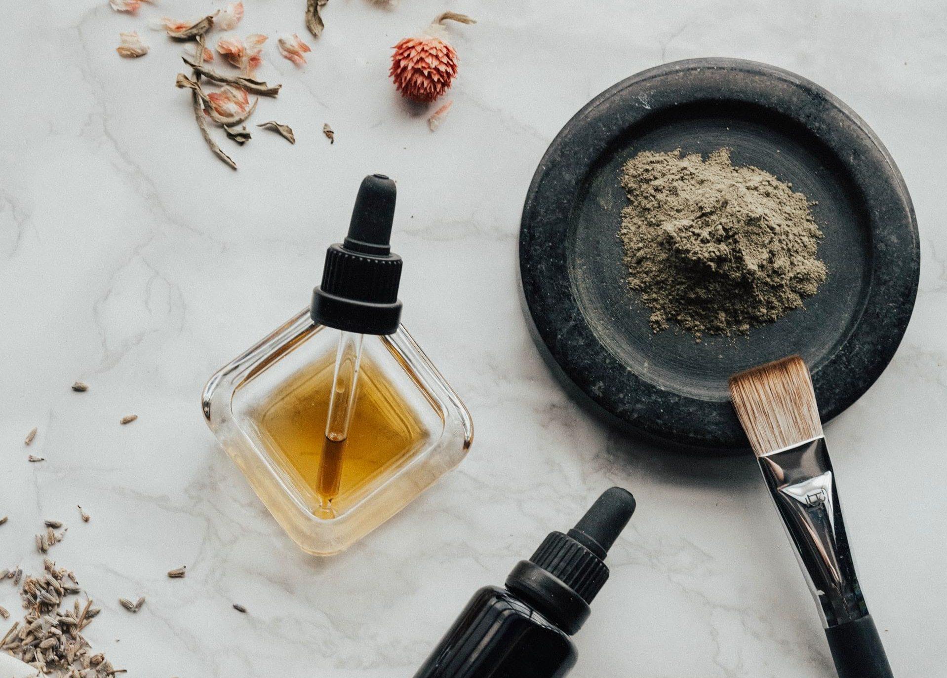argan oil and cosmetics
