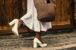 Block Heels – Spring Summer Shoe Trend