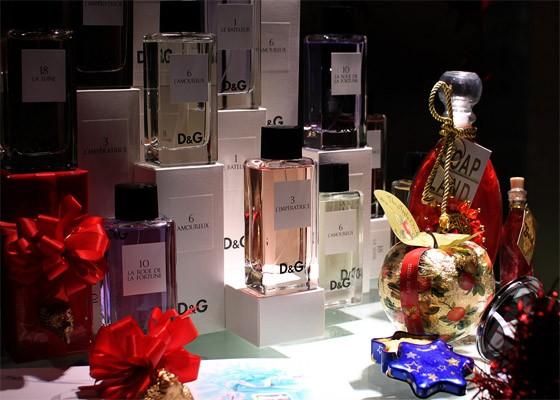 D&G perfume