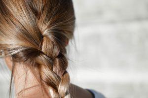 braid woman