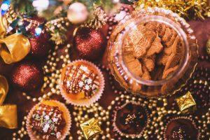 sweet christmas cookies