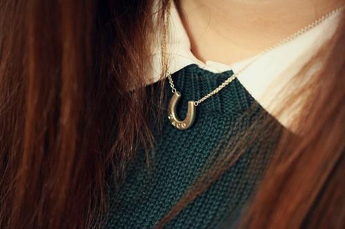 horseshoe jewellery