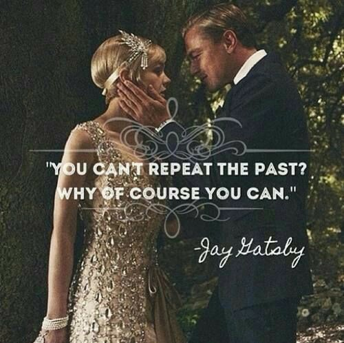 jay gatsby quote