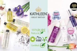 Luxurious and Organic Kathleen Natural Cosmetics