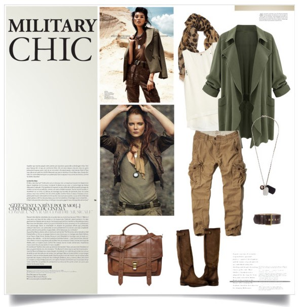 military for fall 2014