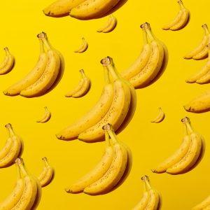 banana print