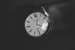rolex-black-and-white