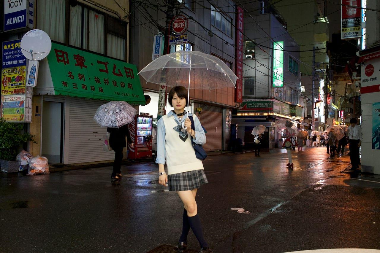 fashionista in Tokyo